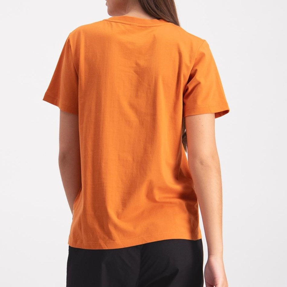 Huffer Stella Tee / Hfr Colour - orange