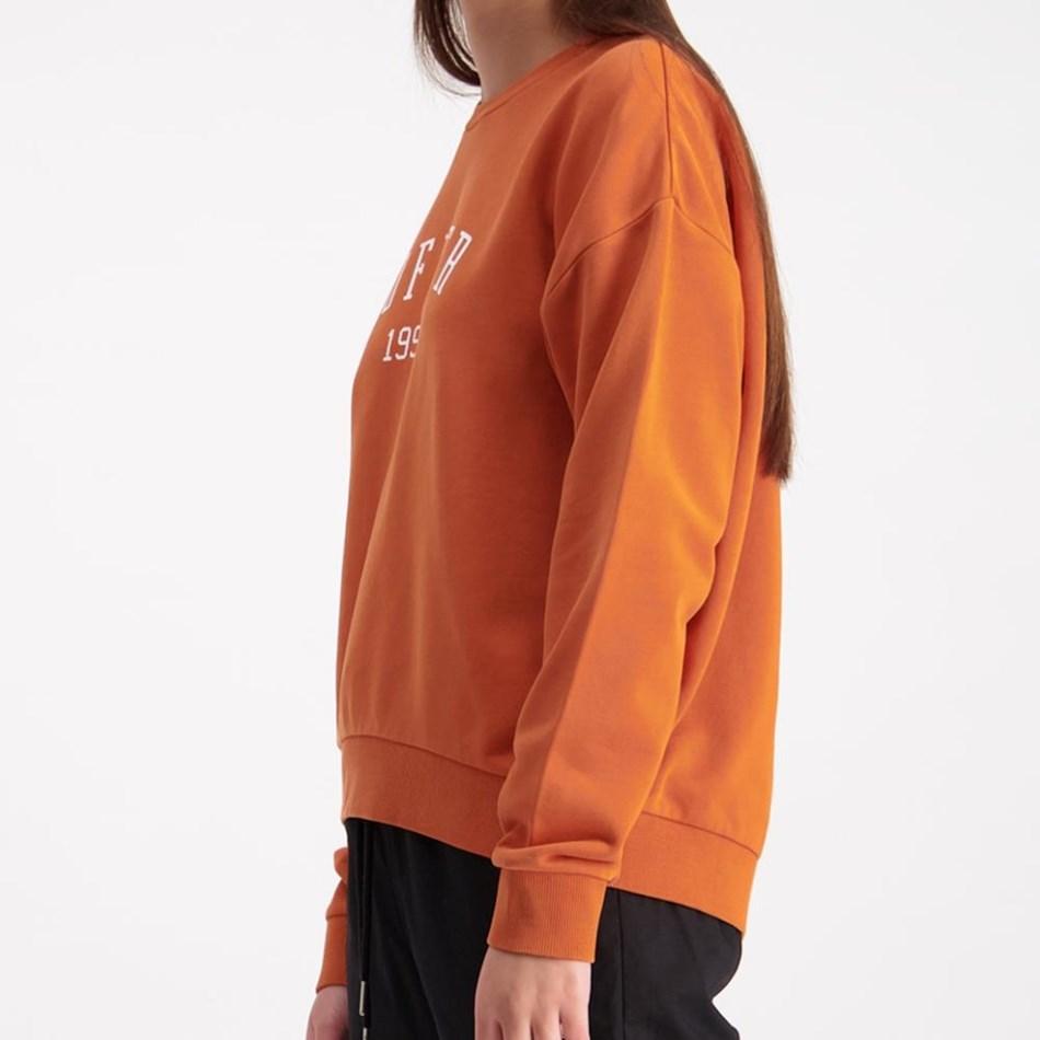 Huffer Slouch Crew / Hfr Colour - orange