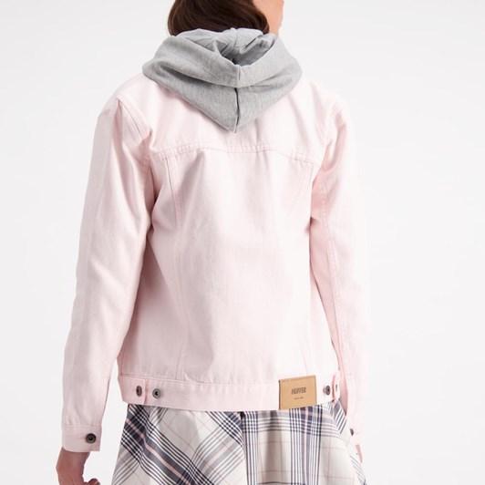 Huffer Womans Hfr Denim Jacket