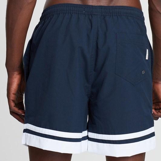 Ben Sherman Mod Stripe Panel Swim Short