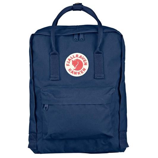 Fjallraven Kanken Royal Blue Backpack