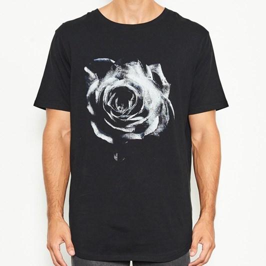 Nana Judy Ingalls Crew Neck T-Shirt Vintage Rose