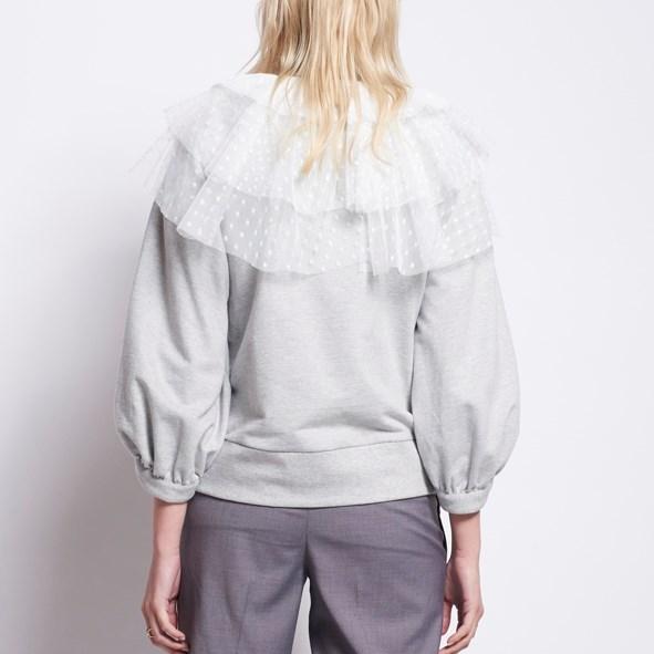 Karen Walker En Passant Sweatshirt -