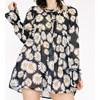 Lonely Hearts Selma Mini Dress - daisy