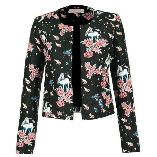 316451555c9b Coop Stitch Black Jacket ...