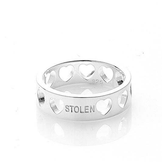 Stolen Girlfriends Club Heartless Band Ring