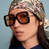 Karen Walker Sunglasses Eden - black