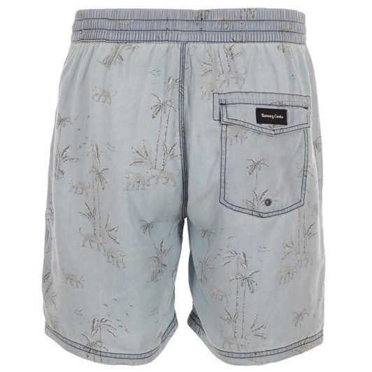 "Barney Cools Poolside 17"" Short"