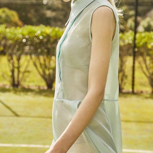 H.Tapper Sherbet Shirt Dress