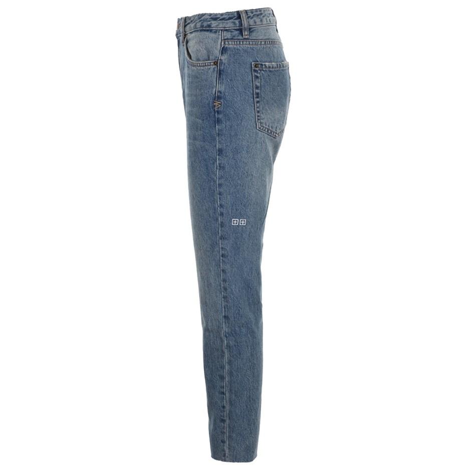 Ksubi Slim Pin Jean- Basic Blue - blue 98