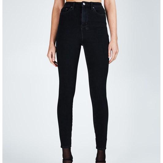 Ksubi Hi N Wasted Jean - Noir