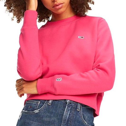 Tommy Jeans Side Seam Detail Crew
