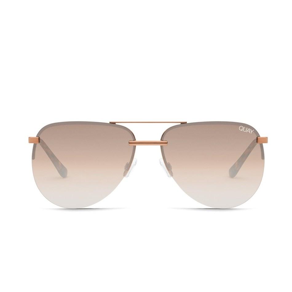 Quay The Playa S/Glasses - bronze brown