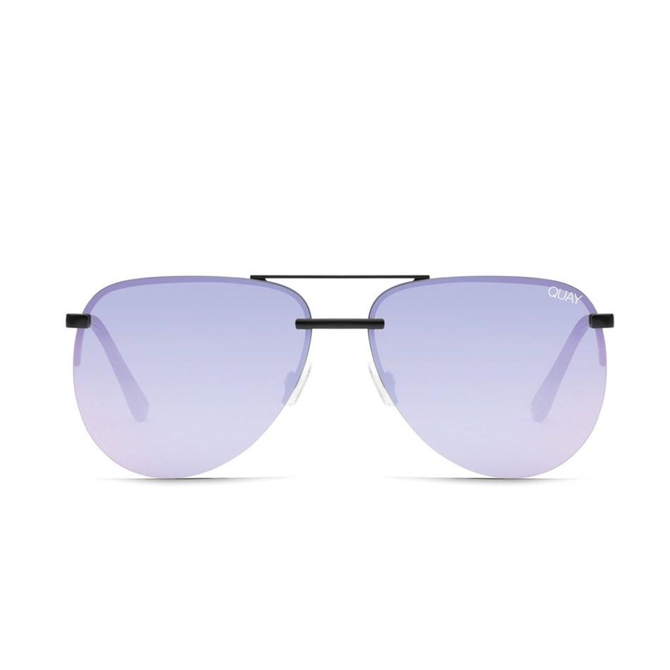 Quay The Playa S/Glasses - black purple