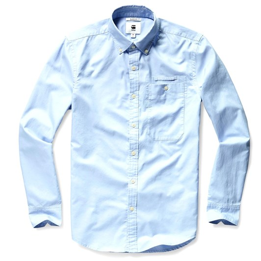 G-Star Bristum Button Down Pocket Slim L/S Shirt