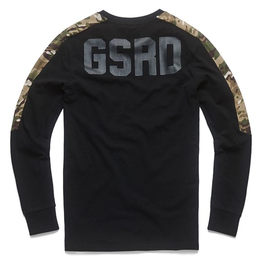 G-Star Graphic 1 Meson L/S Tee