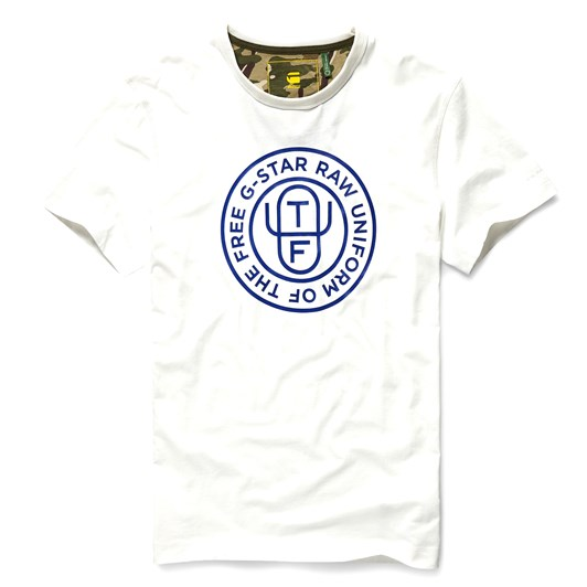 G-Star Graphic 5 S/S Tee