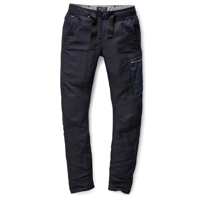 G-Star Feldspar High Straight Cargo Pant Women -