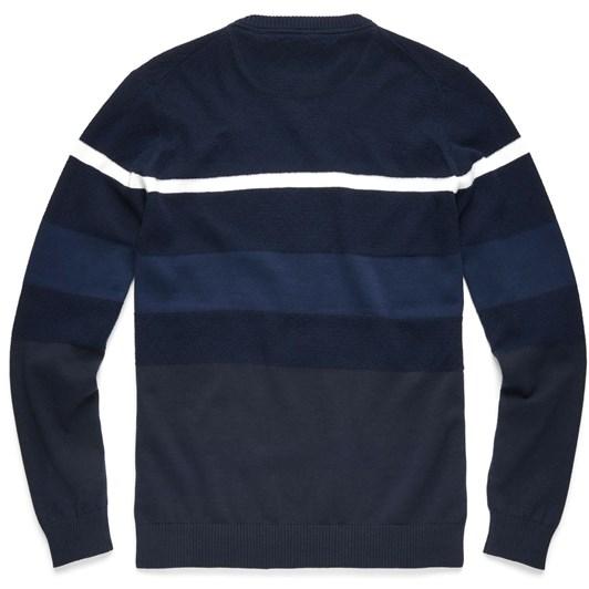 G-Star Core Stripe L/S Knit