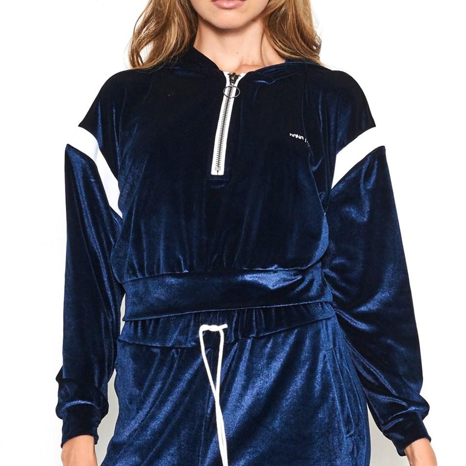 Nana Judy Blair Sweater - navy velvet