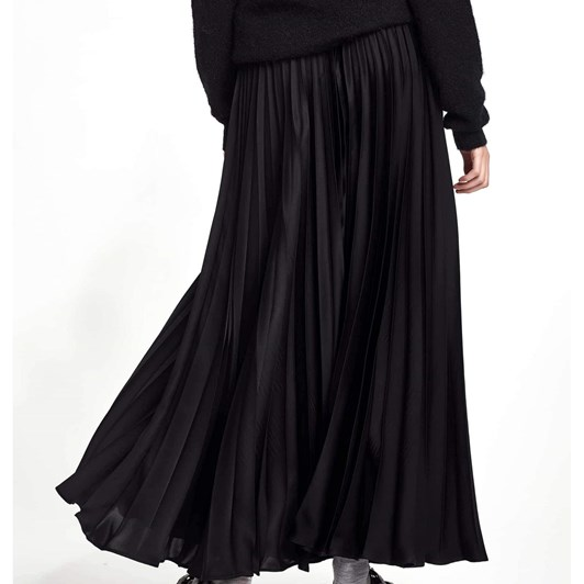 Juliette Hogan Evelyn Pleat Skirt