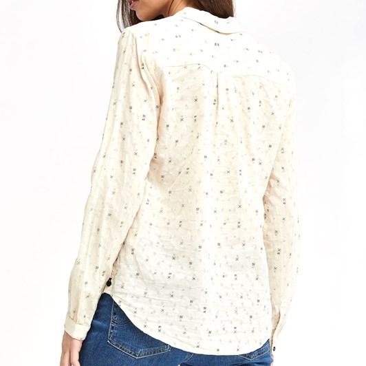 Maison Cotton Dobby Shirt