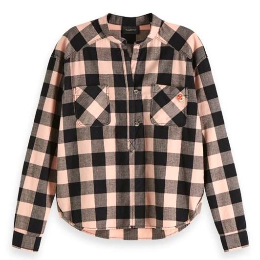 Maison Loose Brushed Cotton Shirt