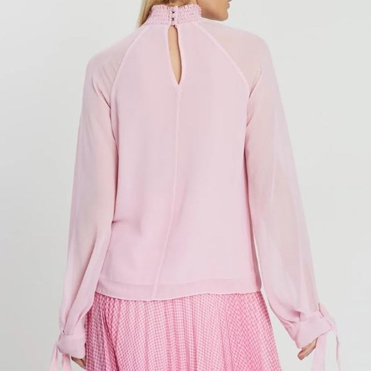 Camilla And Marc Noelle Shirred Top