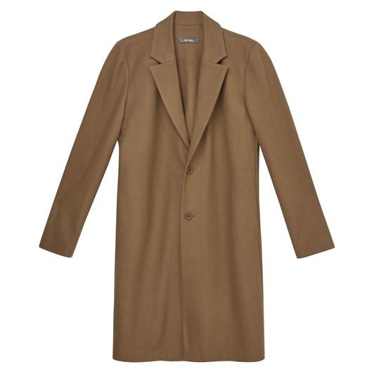 Jac + Jack Drumn Coat