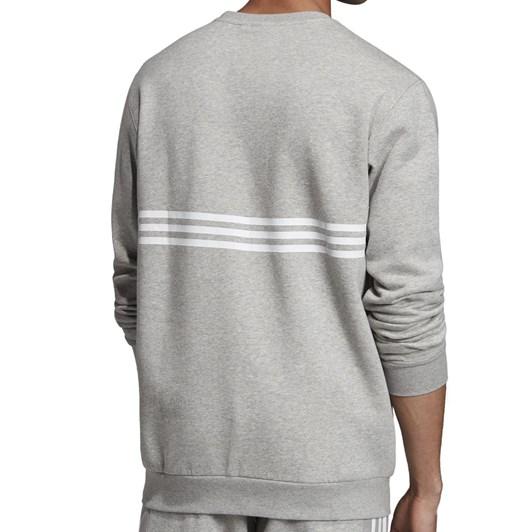 Adidas Outline Crew Fleece