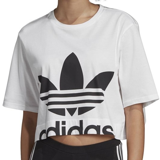 Adidas Back Cut-Out Tee
