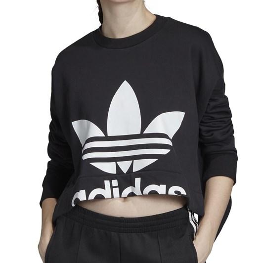 Adidas Back Cut-Out Sweatshirt