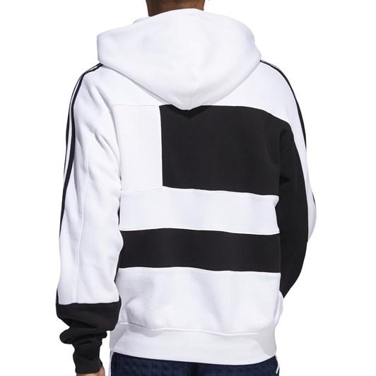 Adidas Asymm Block Hoody