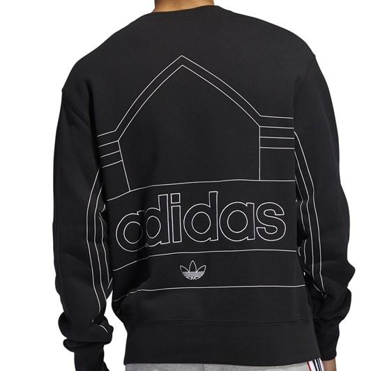 Adidas Rivalry Crew