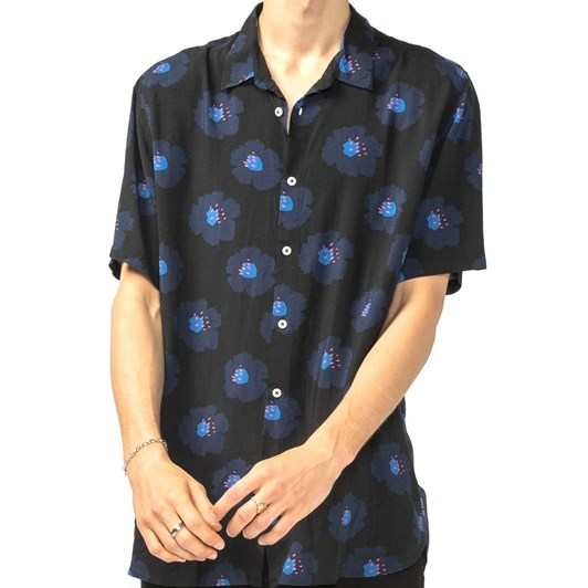 Barney Cools Holiday Short Sleeve Shirt