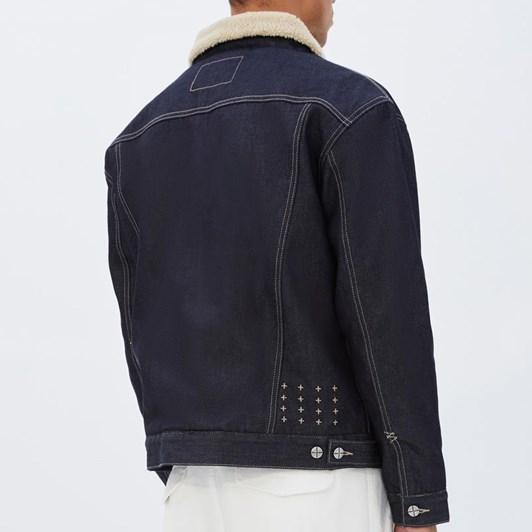 Ksubi Oh G Jacket Borg - Pure Blue