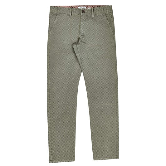Pearly King Cellular Tailored Chino