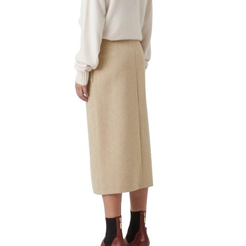 C & M Dawn Trench Skirt