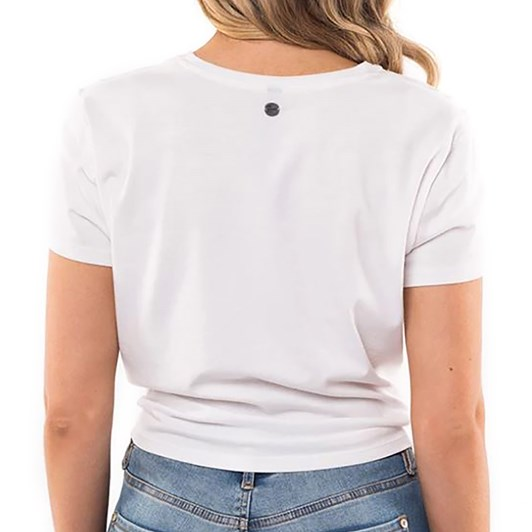 All About Eve Knotted Tee
