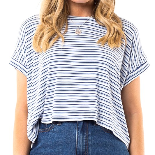All About Eve Radiate Stripe Tee