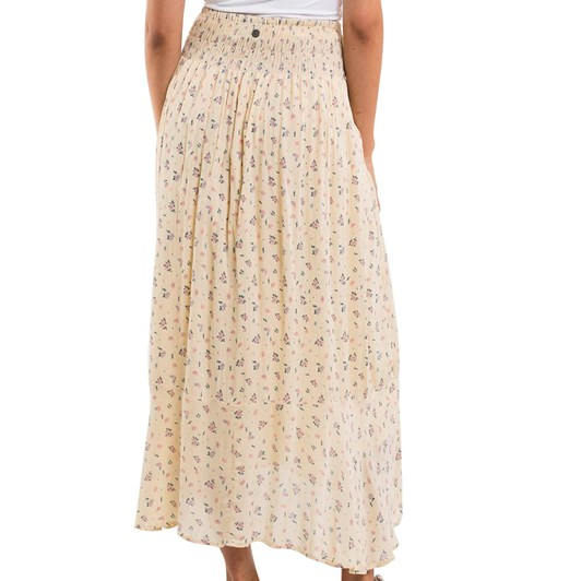 All About Eve Meadow Shirred Skirt