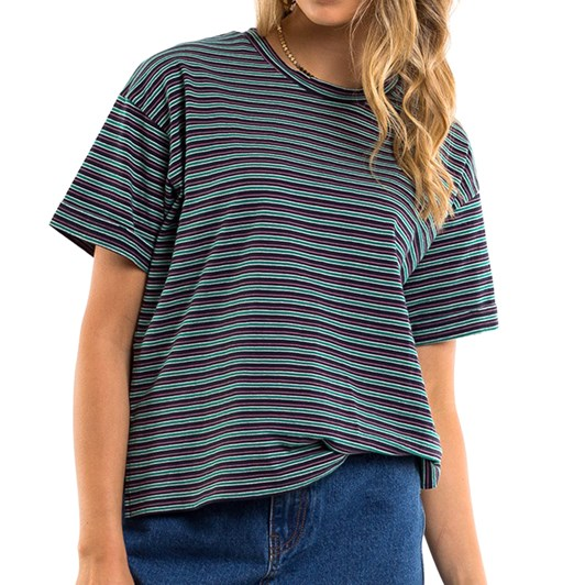 All About Eve Final Stripe Tee