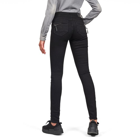G-Star Midge Cody Mid Skinny Jeans