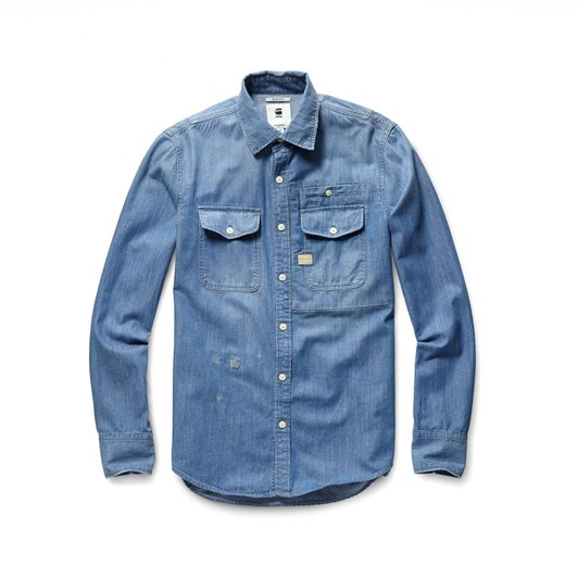 G-Star Cpo Slim L/S Shirt