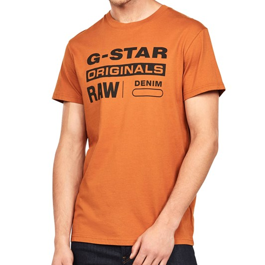 G-Star Graphic 8 S/S R Tee