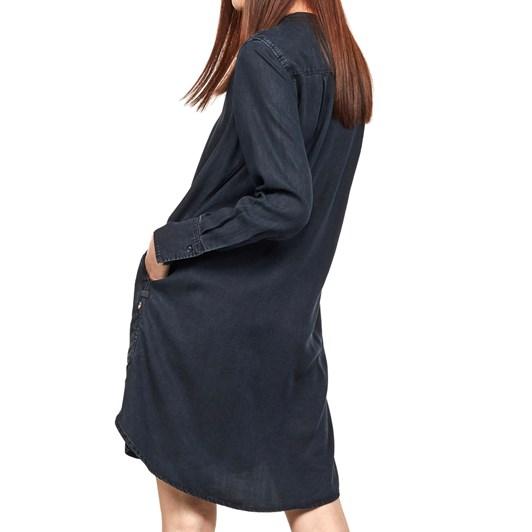 G-Star Ogee V-Neck L/S Dress