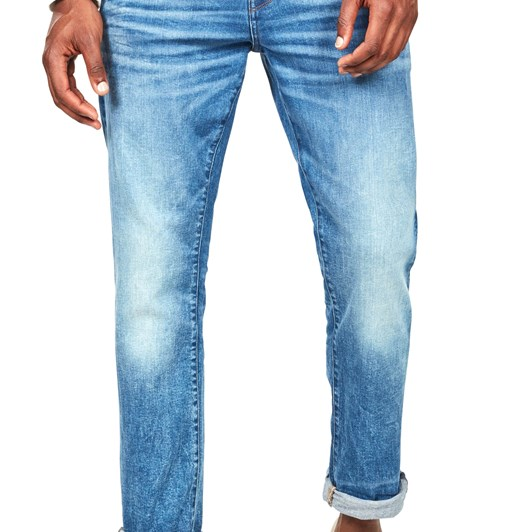 G-Star Radar Zip Straight Tapered Jean