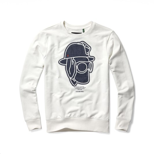 G-Star Graphic 10 L/S Core R Sweatshirt