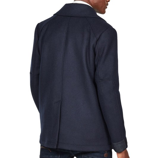 G-Star Traction Wool Peacoat