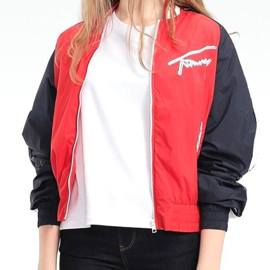 Tommy Jeans Sporty Logo Bomber